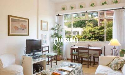 Apartamento Com 2 Dormitórios À Venda, 75 M² Por R$ 900.000,00 - Copacabana - Rio De Janeiro/rj - Ap1492