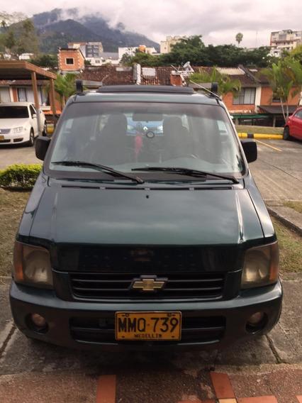Se Vende Chevrolet Wagon R Modelo 2000 Con 200.000kms