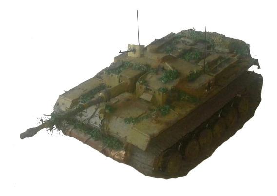 Stug Lll Ausf F/8 Escala 1:12
