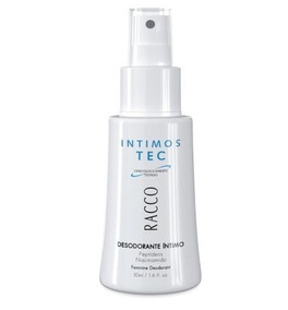 Desodorante Intimo Tec Clareador De Virilha Redutor De Pelos