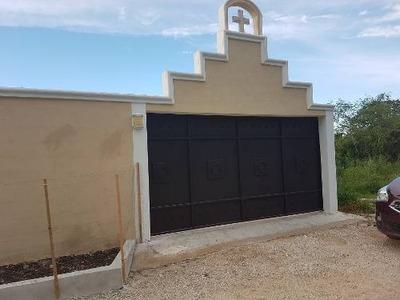 Venta De Casa Tipo Hacienda En Xcanatum