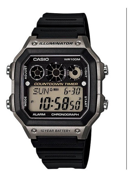 Relógio Casio Ae1300wh-8avdf