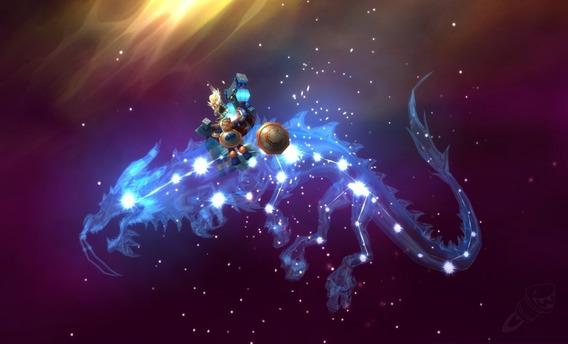 Montaria Wow - Serpente Das Nuvens Astral