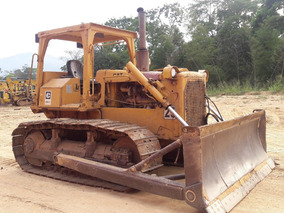Vendo Bulldozer Caterpillar D6d_25 Modelo 1979