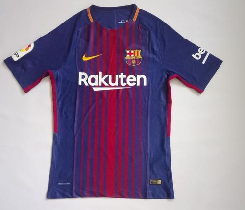 f67993d0f3 Envío gratis · Camiseta Barcelona Liga Bbva Aeroswift Original