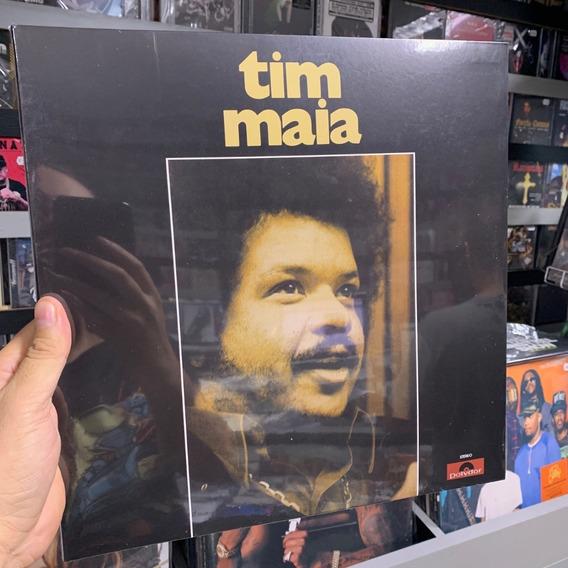 Lp Tim Maia - 1972 Capa Gatefold Vinyl Lacrado Frete Gratis