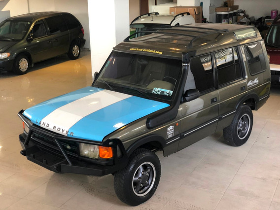 Land Rover Discovery 4.0 V8 Xs At 4x4 1998 Verde