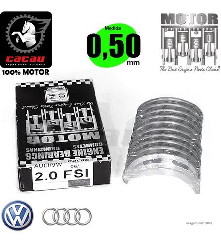 Bronzina De Mancal Audi A3 A4 A5 Q3 Q5 Tt 2.0 16v Tfsi