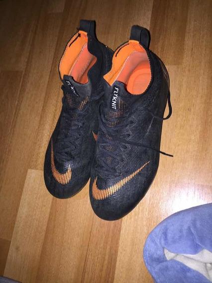 Zapatos De Fútbol Talla 38.5 Buen Estado- Precio Conversable