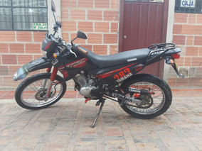 Vendo Moto Yamaha Xtz