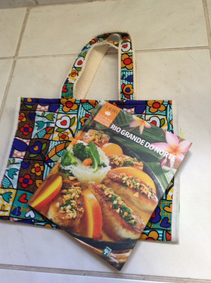 Livro Culinaria Do Rio Grande Do Norte Bolsa Porta Livros