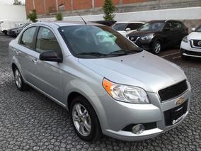 2016 Chevrolet Aveo Paq. E