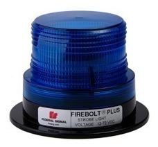 Estrobo Azul Firebolt Plus, 12-72 Vcd (2 Joules) 22020003