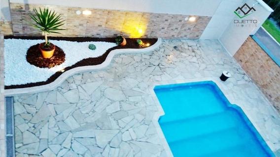 Sobrado Com 3 Dormitórios À Venda Por R$ 990.000 - Mogi Moderno - Mogi Das Cruzes/sp - So0040