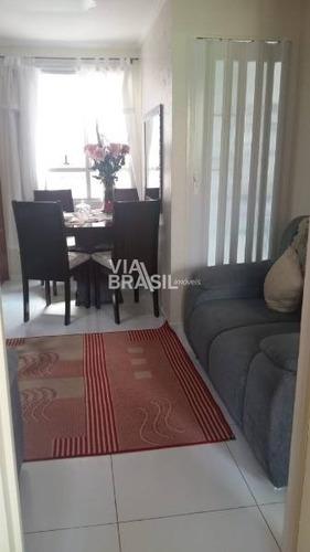 Imagem 1 de 22 de Apartamento No Condominio Espanha Para Venda No Bairro Ferrazópolis, 2 Dorm, 1 Vagas, 50 M - 908