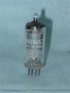 Válvula 12be6 / Hk90 Nova Na Caixa