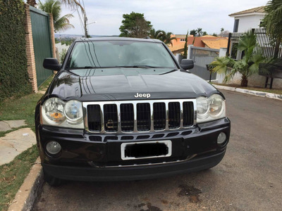 Jeep Grand Cherokee 4.7 Limited 5p 2007