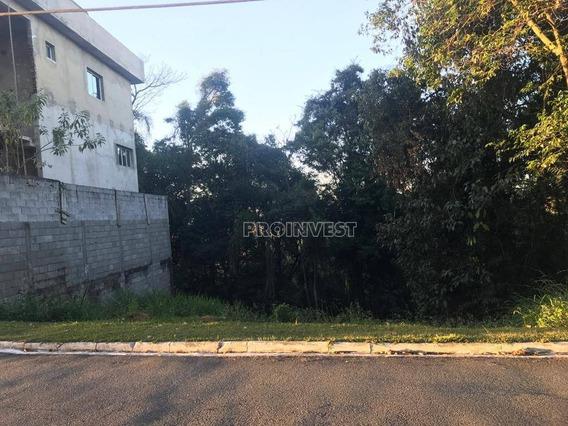 Terreno Com Valor Atrativo No Condomínio Mais Exuberante Da Região! - Te9207