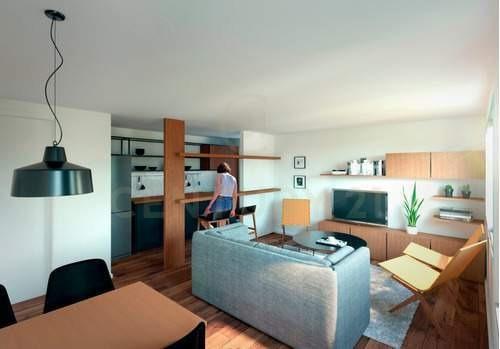 Hermosa Casa De Un Dormitorio A Estrenar!