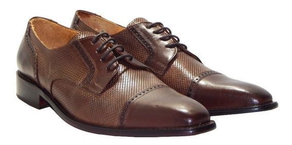 Zapatos Vestir Verona Brogue Priamo Italy