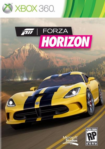 Forza Horizon 25 Digitos Para Xbox 360 E One