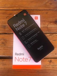 Redmi Note 7 Lacrado