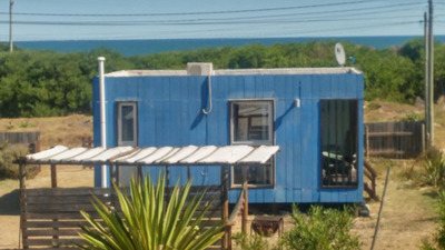Casa A Pasos Del Mar, En Playa Serena