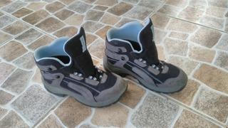 Zapatos Para Montañismo, Caminata, Deporte