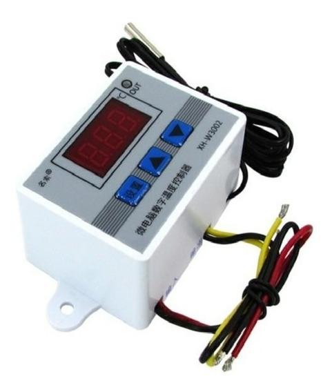 Controlador Temperatura Termostato Digital Bivolt Chocadeira