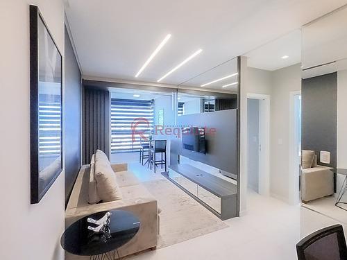 Imagem 1 de 30 de Ref.: 2146 - Apartamento Com 2 Dormitórios Pronto Para Morar Finamente Mobiliado Em Itapema - 2702