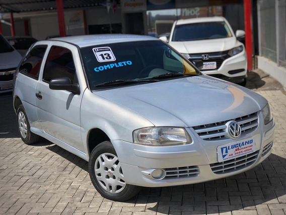 Volkswagen Gol G4 Ecomotion 1.0 2013