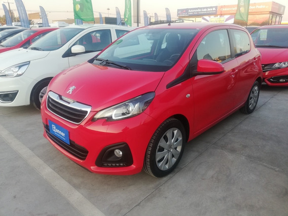 Peugeot 108 1.2 Active Pack 7000 Kms