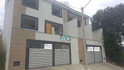 Casa Residencial À Venda, Campo Grande, Rio De Janeiro. - Ca0105