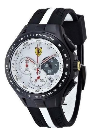 Relógio Ferrari Scuderia 0830024 Racing Original