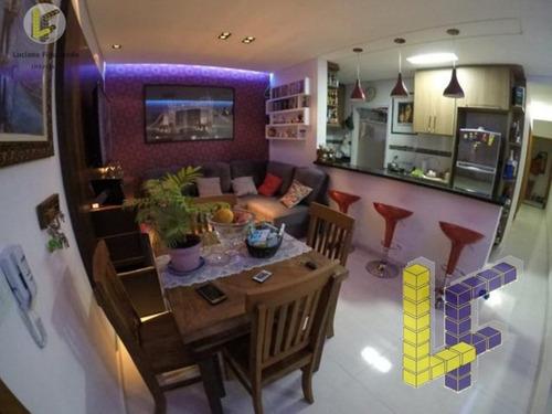 Apartamento Vl. Floresta S. André - 15697