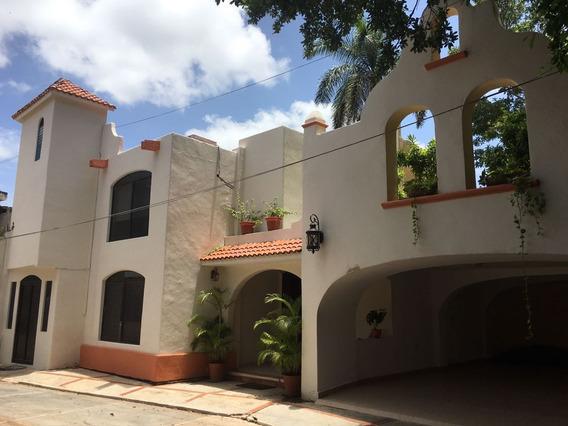Vendo Casa Grande Centrica En Privada