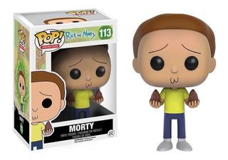 Funko Rick & Morty Morty #113