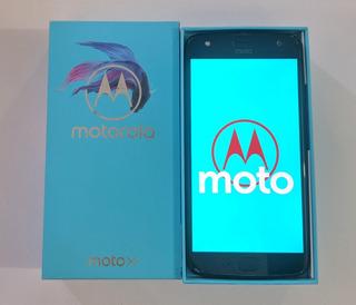 Motorola Moto X4 32gb Tela 5.2 Dual Cam12+8mp - Vitrine