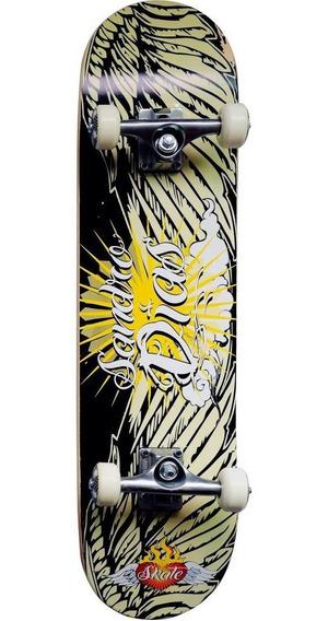 Skate Skateboard Pro Sandro Dias Sol