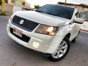 Suzuki Grand Vitara 2011 Gls L4 Piel Qc Cd Posible Cambio