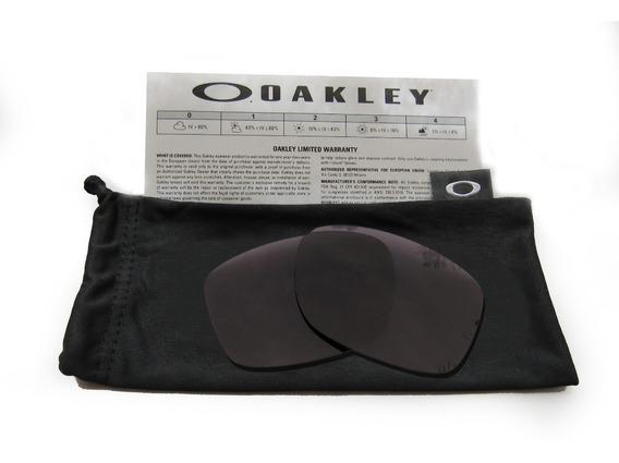 Micas De Reemplazo Para Oakley Holbrook Color Black