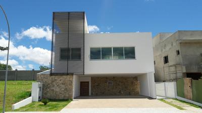 Sobrado Residencial À Venda, Alphaville Nova Esplanada Iii, Votorantim - So3075. - So3075
