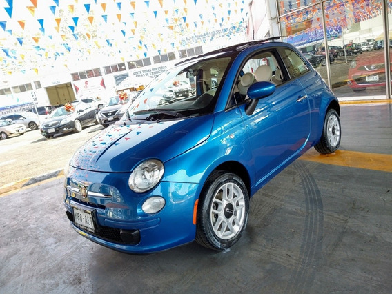 Fiat 500 1.4 Trendy At 2015