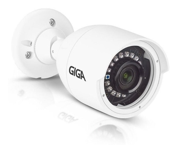 Câmera Bullet Giga 4x1 Sony Super Starvis Full Hd Gs0055