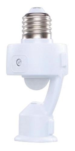 Sensor De Presença Ajustável Bivolt Com Soquete E27 M.girius