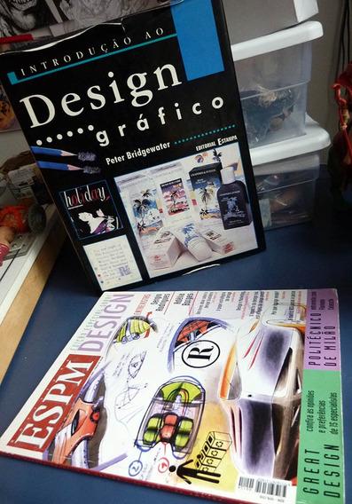 Livro Design Gráfico Materiais Estudo Cores Publicidade
