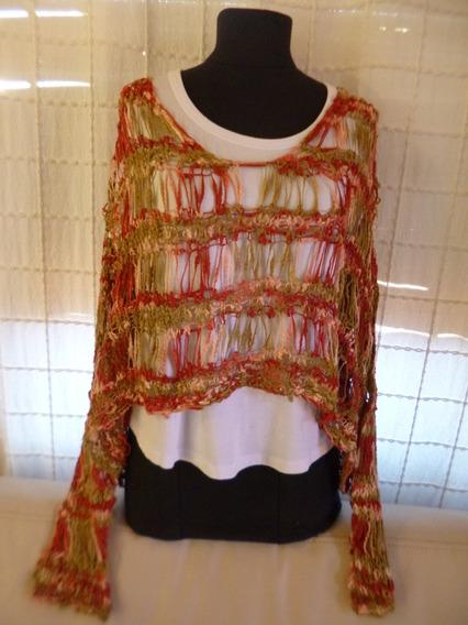 Remera Mujer Multicolor