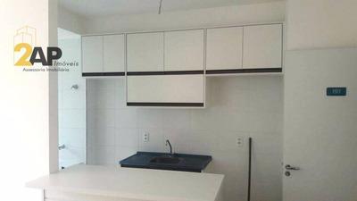 Apartamento Com 2 Dormitórios À Venda, 51 M² Por R$ 250.000 - Centro (barueri) - Barueri/sp - Ap0484