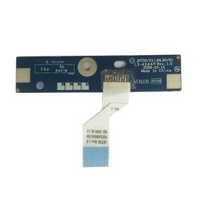 Placa Botão Power Ls4244p Rev: 1.0 Notebook Intelbras