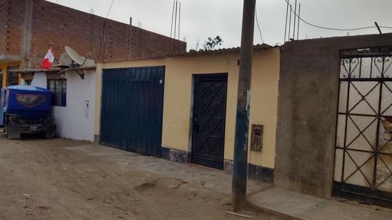 Casa Rústico En Zapallal